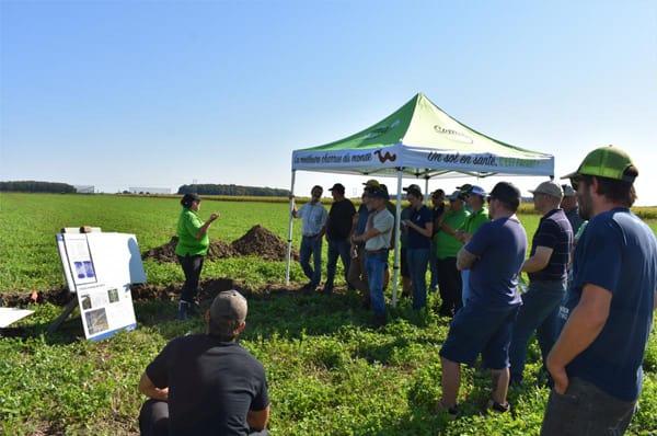 La journée Caravane de santé des sols fut un succès