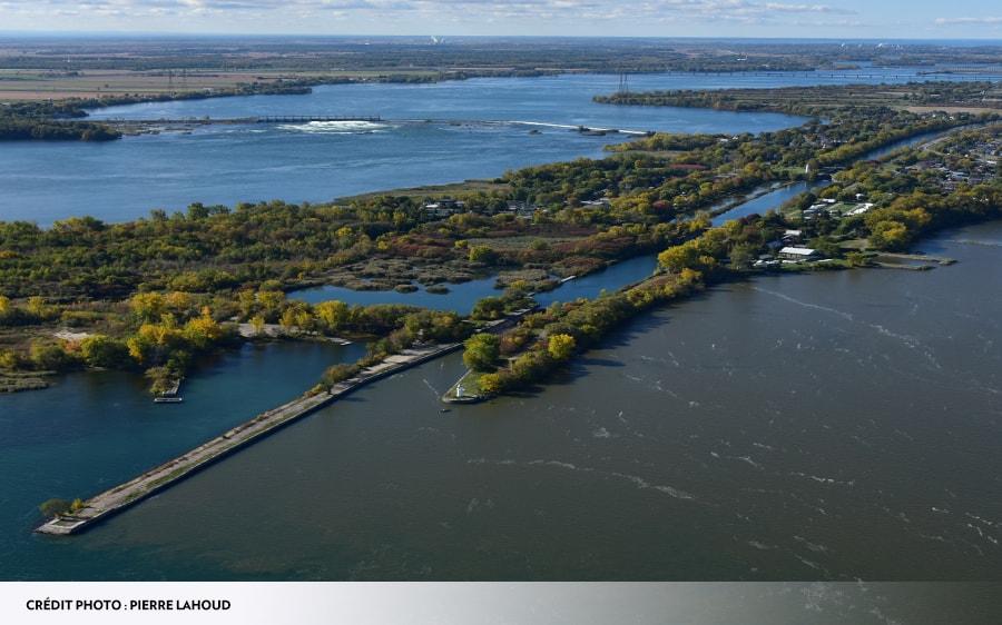 Les 23 municipalités derrière la nouvelle vision du canal de Soulanges
