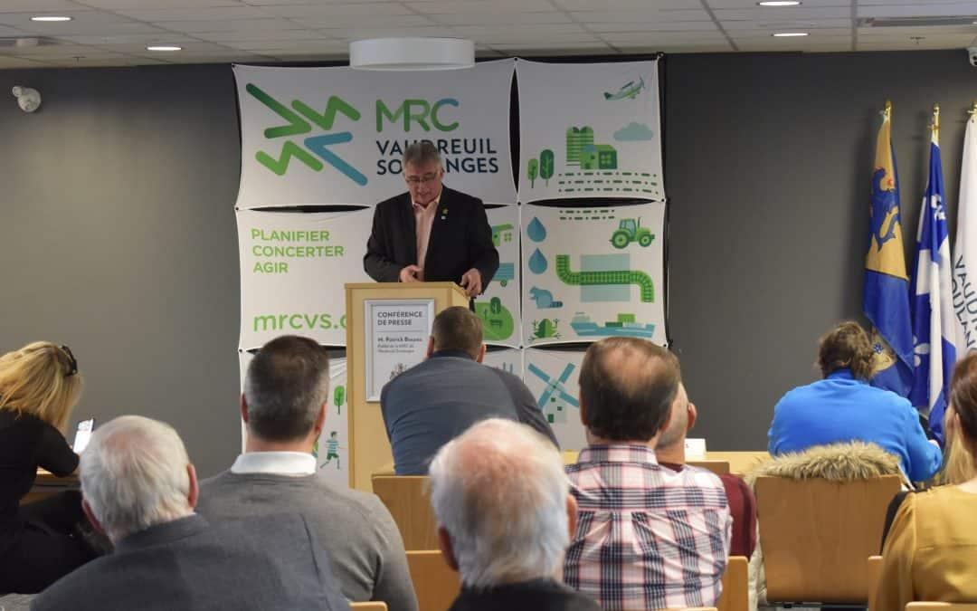 La MRC de Vaudreuil-Soulanges salue le choix du gouvernement pour le terrain du futur hôpital de Vaudreuil-Soulanges