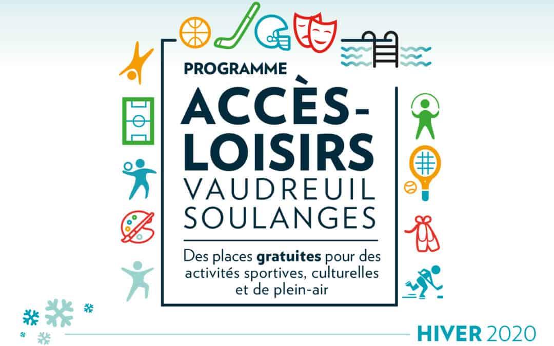 Accès-Loisirs débute l'année en offrant des dizaines de places gratuites pour des activités de loisirs