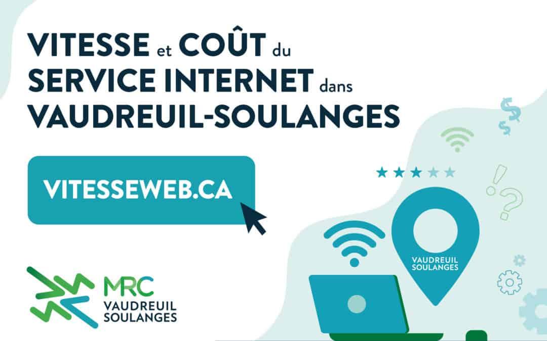 Service Internet dans Vaudreuil-Soulanges : Faites-vous entendre