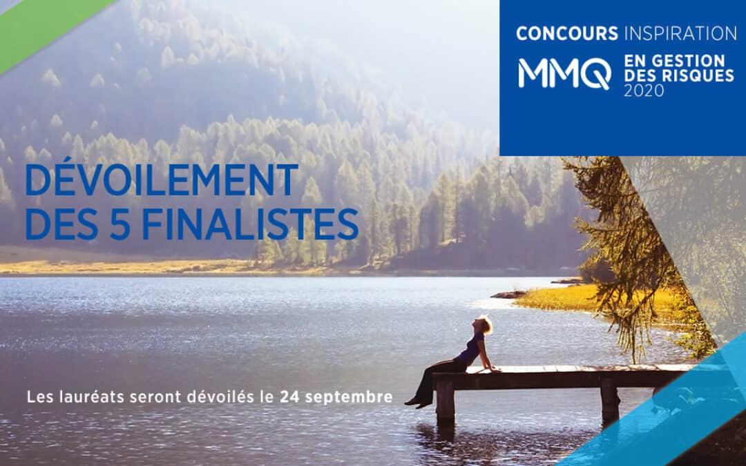 La MRC de Vaudreuil-Soulanges finaliste au concours Inspiration MMQ en gestion des risques