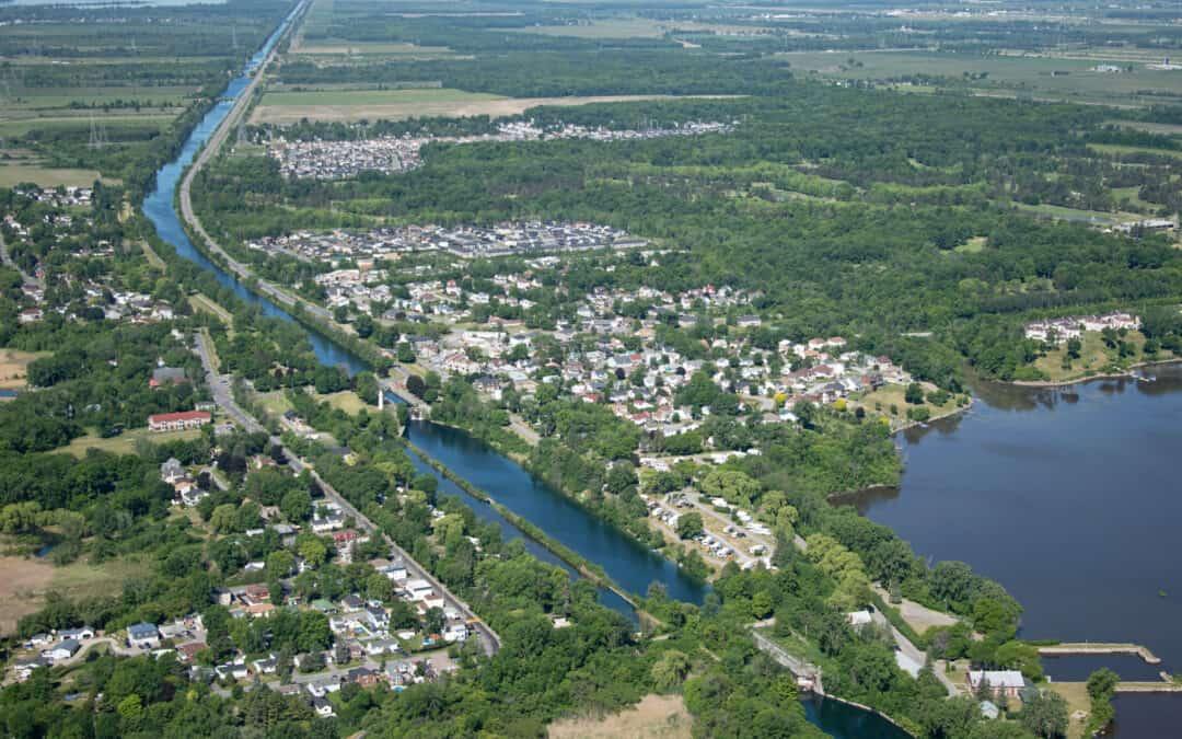 La MRC de Vaudreuil-Soulanges et le ministère de la Culture et des Communications lancent un concours de projet pour l'aménagement culturel et paysager du parc du Canal-de-Soulanges