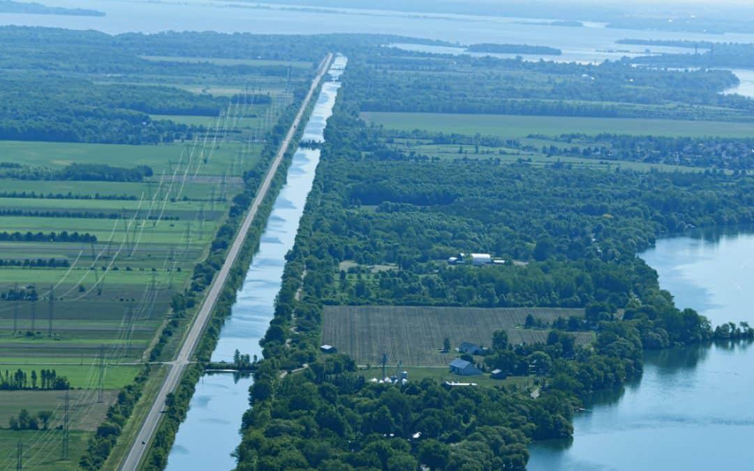 La MRC de Vaudreuil-Soulanges dévoile les finalistes du concours de projet pour l'aménagement culturel et paysager du parc du Canal-de-Soulanges